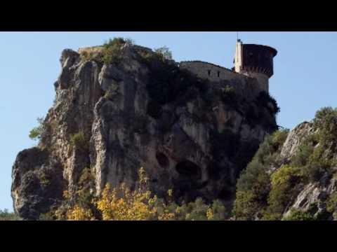Petrela Castle (Kalaja e Petreles), Albania, Europe