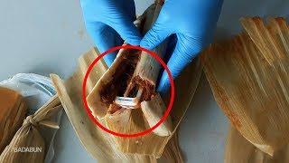 Mira cómo los narcos meten celulares a la cárcel