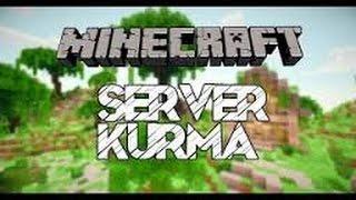 Minecraft Hamachili Server Kurma [1.9.2]