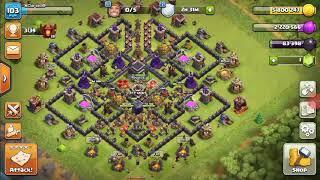 Clash Of Clans/ Crazy mass Pekka raid, did i pull it off??