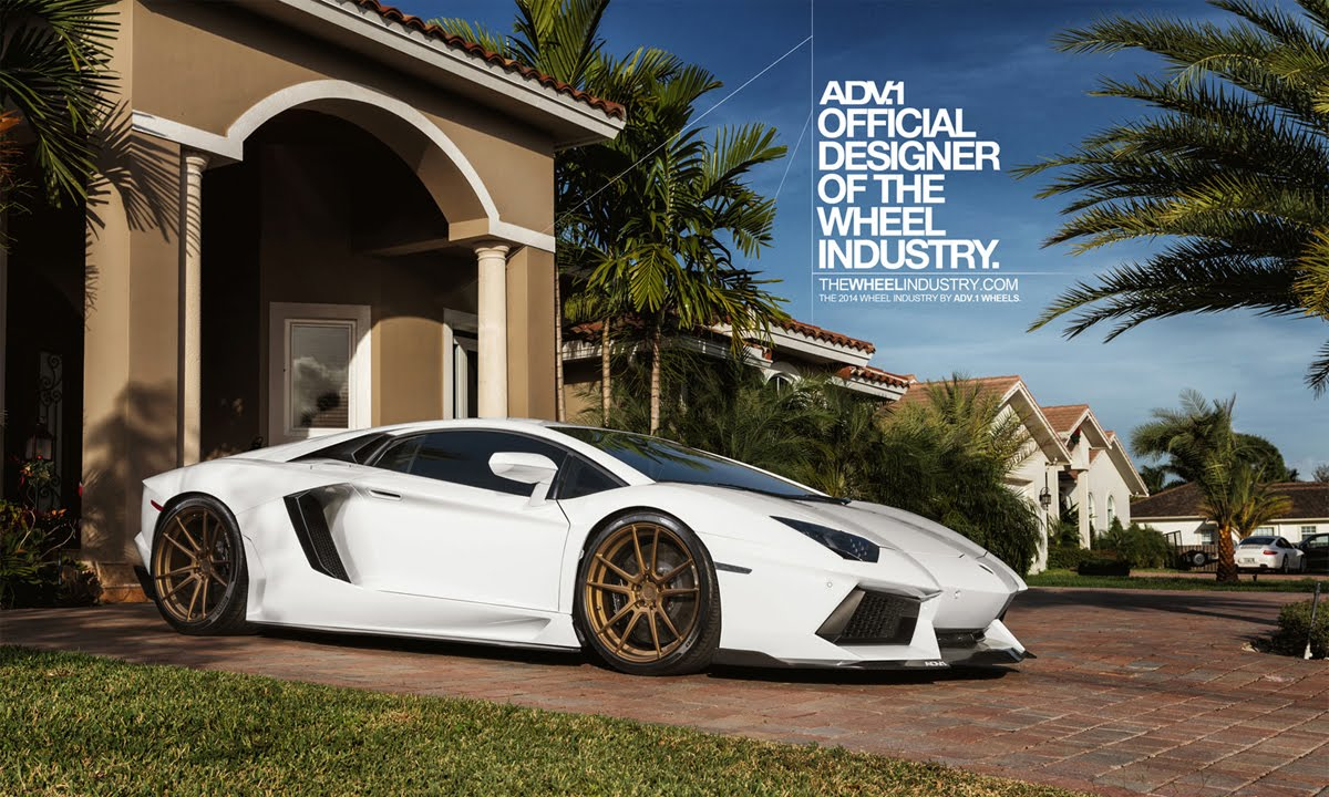Adv 1 Wheels Lp700 Aventador A Short Film Filled With