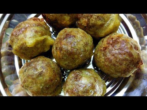 റവയും പഴവും ഉണ്ടെങ്കിൽ ഇതു ഉണ്ടാക്കി നോക്കു😍 | Banana balls| Evening snack ⋆ CookAuthor