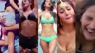 Vaani Kapoor hottest edit bouncing boob cleavage ass press legs bikini befikre bra zoom slow motion