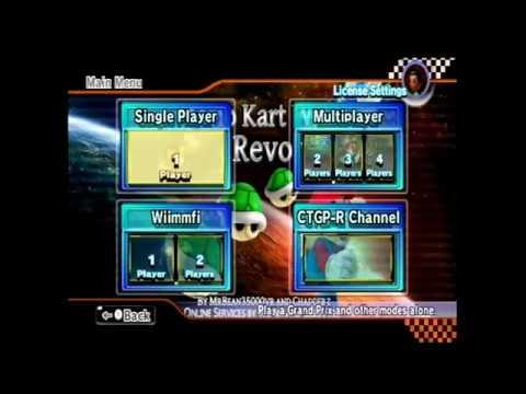 MKWii Wiimmfi Racing 12/2/17 - HIGH VR WORLDWIDES