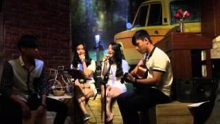 Mình yêu từ bao giờ Acoustic cover JDI Band