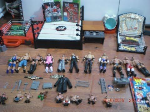 WWE Koleksiyonu Full /wwe figürler /DERGILER /Oyunlar