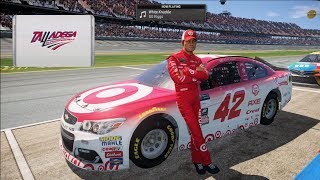 NASCAR Heat 2 - Chevrolet SS - Test Drive Gameplay (PS4 HD) [1080p60FPS]
