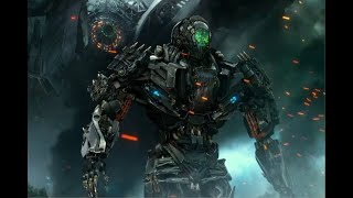 Transformers Age of Extinction Lockdown Theme Music steve Jablonsky