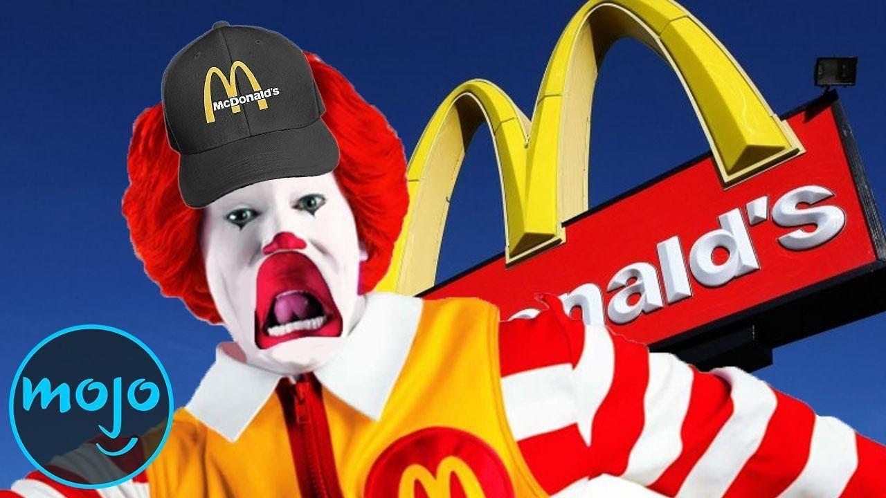 Top 10 Piores Redes de Fast Food Para Trabalhar
