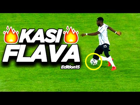 PSL Kasi Flava Skills 2020🔥⚽●South African Showboating Soccer Skills●⚽🔥●Mzansi Edition 15●⚽🔥