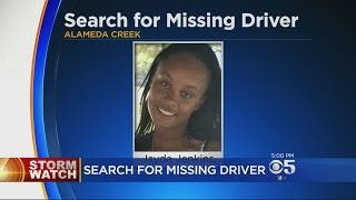 Search For Missing Teen Whose Car Plunged Into Niles Canyon Creek