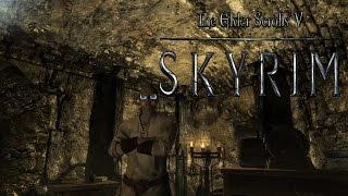 TES V   Skyrim #19 - Побег из Крысиной Норы