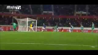 RESUME MATCH RAJA vs AUCKLAND CITY 11-12-2013