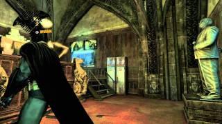 Batman: Arkham Asylum Easter Egg - Arkham City HD