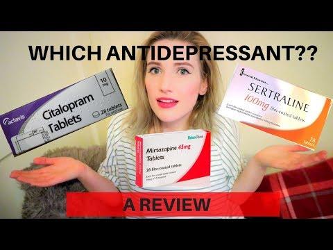 My Experience Taking ANTIDEPRESSANTS || Sertraline
