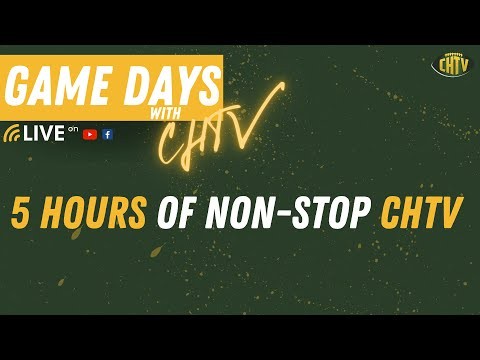 CHTV 2020 Game Day Live: Green Bay Packers Vs Minnesota Vikings