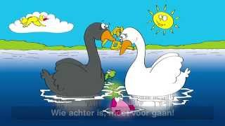 Witte zwanen, zwarte zwanen - Kinderliedjes van vroeger