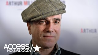 Daniel Day-Lewis Opens Up About Retiring From Acting | Access Hollywood