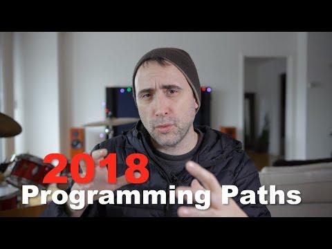 Programming Career Paths in 2018