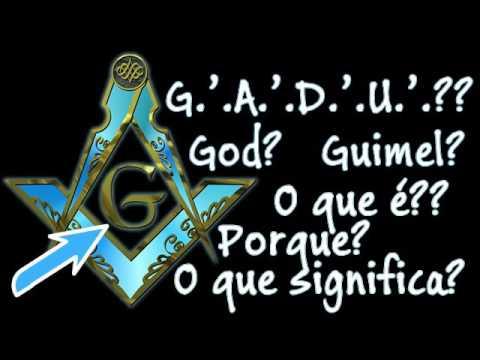 Significado do  G  na Maçonaria