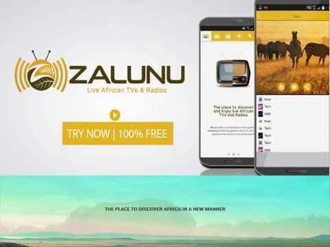 ZALUNU   Live African TV and Radio | Live TV and Radio