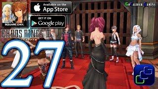Chaos Rings 3 Android iOS Walkthrough - Part 27 - Episode 2: Coliseum Chancellor
