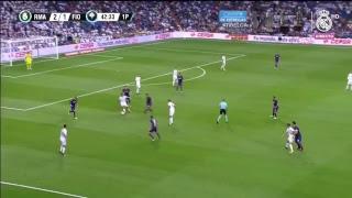 Real Madrid VS Fiorentina  Full Match  (1st Half)