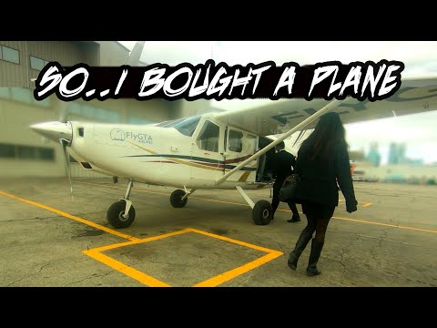 I BOUGHT A PLANE... Happy Anniversary.. Surpise Date Ideas For Couples