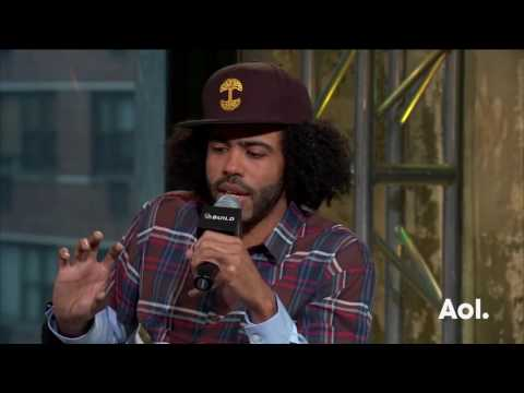 Daveed Diggs On Hamilton | AOL BUILD