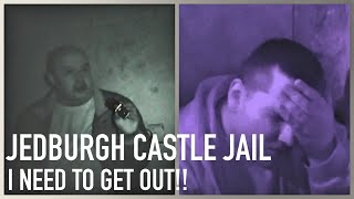 Jedburgh Castle Jail - Ghost Hunting - Ghost Quest