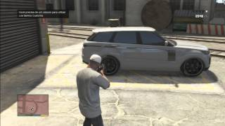 GTA 5 :Tutorial de como rebaixar o carro mais que o permitido