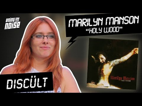 DISCÜLT - Cylinia (Marilyn Manson - Holy Wood)