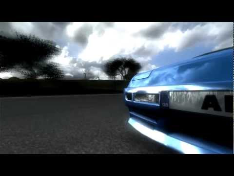 LFS ENB Series Test - GT5 Look a Like Graphic