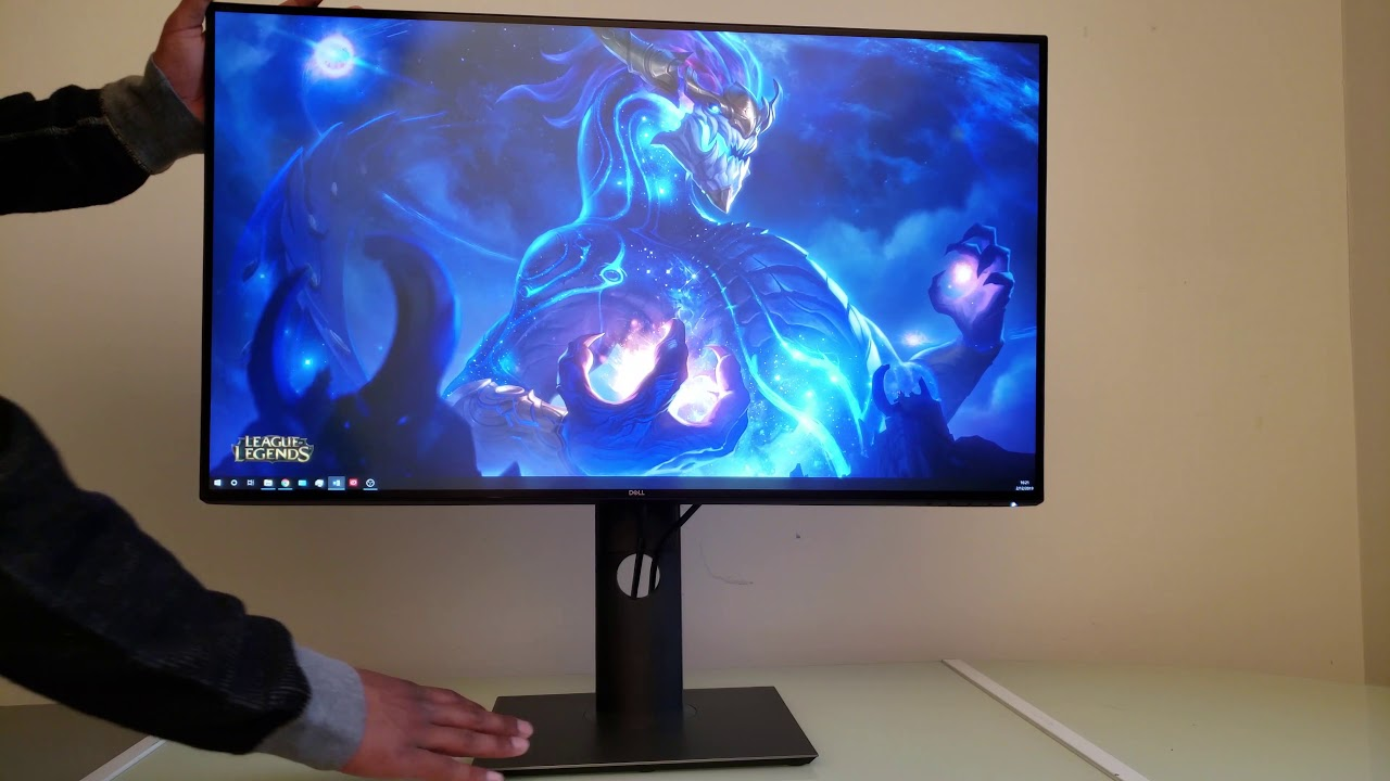 Dell U3219Q Review - 32-inch 4K IPS Monitor with HDR400 and