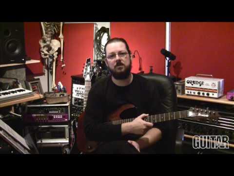 Ihsahn: Left Hand Path #1 Guitar Lesson