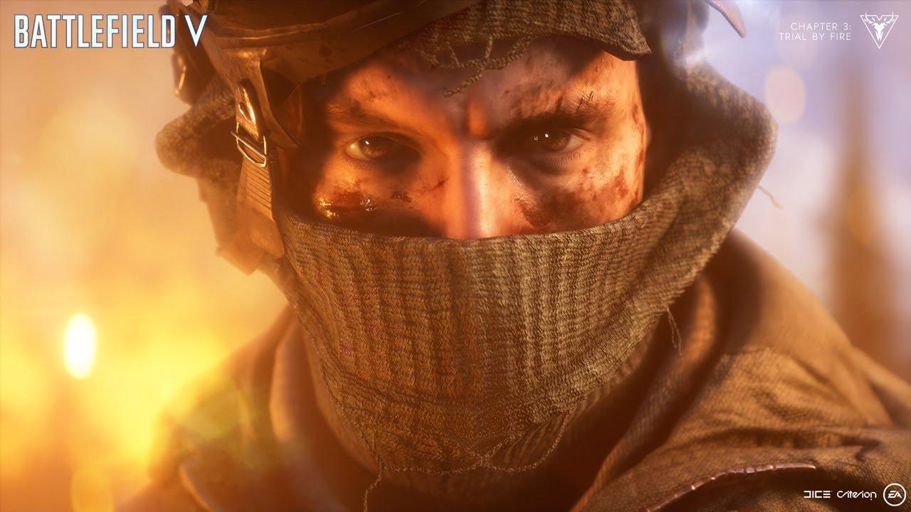 Battlefield V: Firestorm Game Ready Driver Released