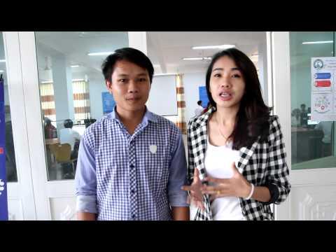 Sinh viên Lào tại trường Đại học Đống Nai