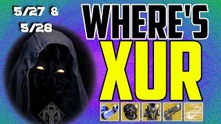 where s xur xurs location today may 27 may 28 5 27 5 28