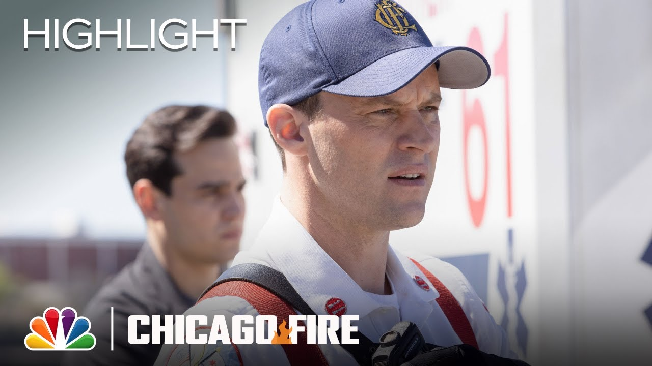 Download Severide, Cruz, Capp and Tony Find Themselves Trapped - Chicago Fire