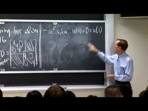 Lec 26   MIT 18.085 Computational Science and Engineering I, Fall 2008