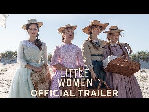 LITTLE WOMEN - Official Trailer #1 -  In Cinemas Feb 19
