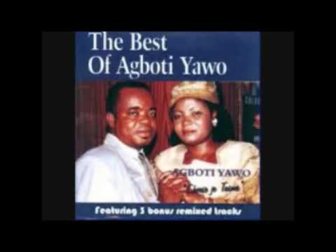 Togo music-- Agboti Yawo Muwena-- Nye Sefofo