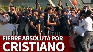 La locura por Cristiano Ronaldo de los fans de la Juventus: pura fiebre | Diario As