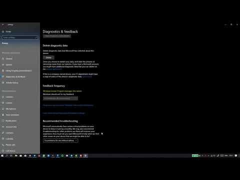 كيف تستعمل اداة Recommended Troubleshooting على Windows 10