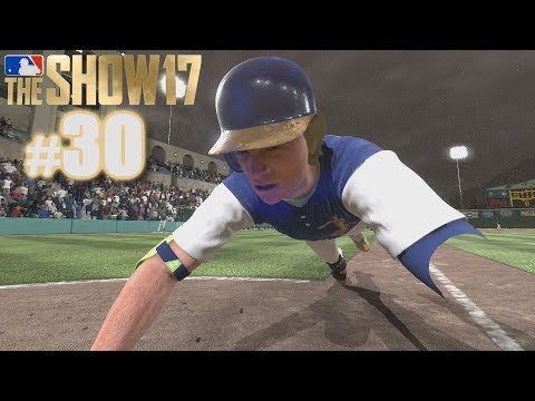 INSIDE-THE-PARK WALK-OFF HOME RUN!!! | MLB The Show 17 | Diamond Dynasty #30