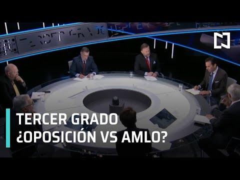 ¿Calderón será contrapeso de AMLO?: Tercer Grado - Programa Completo 14 noviembre 2018