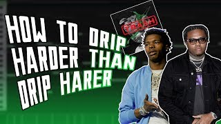 MAKING A GUNNA AND LIL BABY TYPE BEAT FOR DRIP HARDER | HOW TO MAKE A GUNNA X LIL BABY TYPE BEAT