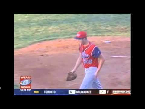 WEAU.COM Kyle Cody makes Eau Claire Cavs debut in 1-0 win over Marshfield