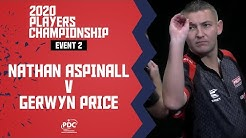 Aspinall v Price | Players Championship 2 Final