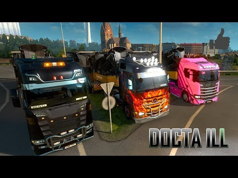 ✔ Euro Truck Simulator 2 ~  Truck up the FUNK  🚛 ~ MULTIPLAY